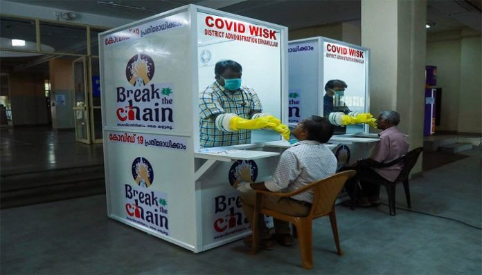 Telephone Booths To Be Set Up For Covid-19 Testing