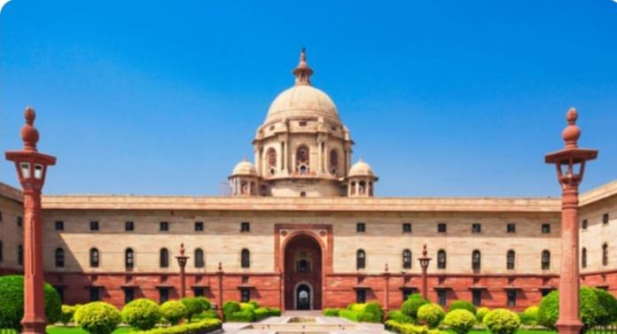 A Lady At Rashtrapati Bhavan Tests Positive For Covid-19