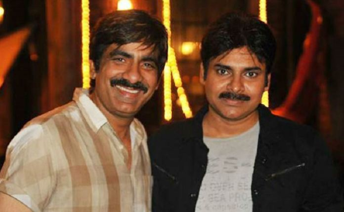 Pawan Kalyan And Ravi Teja Multi Starrer: Is This Possible?