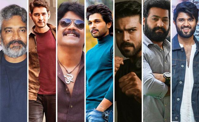 Egos Behind Telugu Star Heroes?