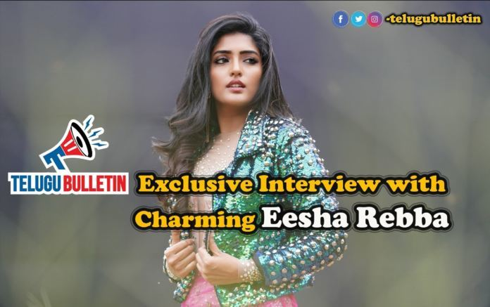 Eesha Rebba – I'm Apt For Tokyo, But There's No Suitable Role For Tarak