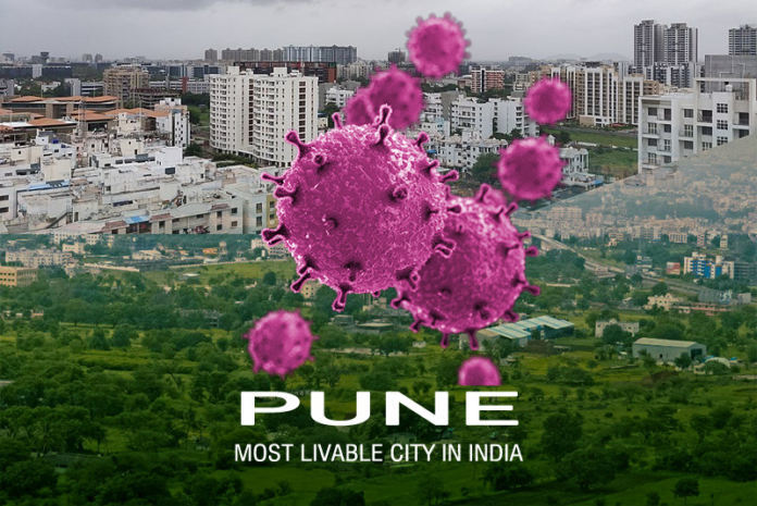 Whole Pune Announced As A Covid-19 Containment Zone