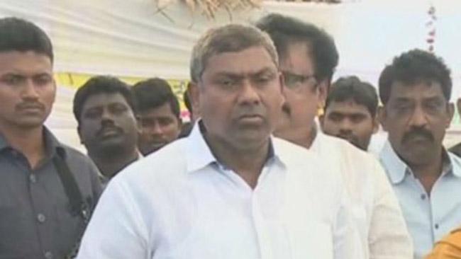 50lakh Supari To Kill Top Leader In Ap