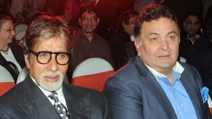 Amitabh Bachhan Shares A Memoir In Memory Of His Friend Late Rishi Kapoor