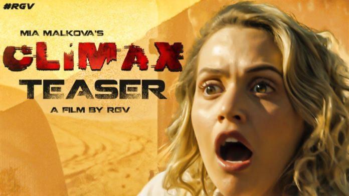 Video: Rgv's Climax Teaser | Mia Malkova