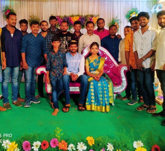 Jabardasth Actor Mahesh Wedding Photos | TeluguBulletin.com