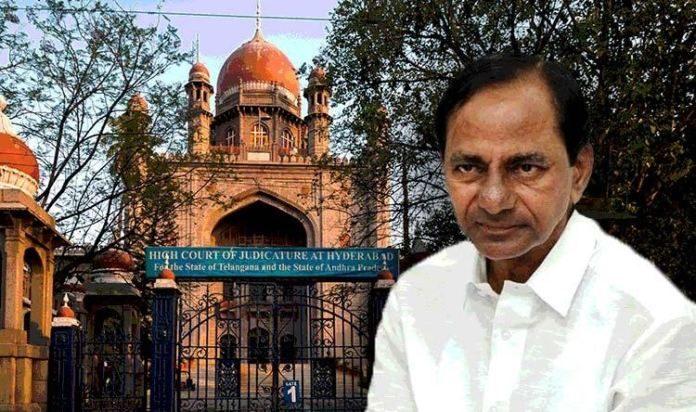 After Jagan, Kcr Faces The High Court's Heat