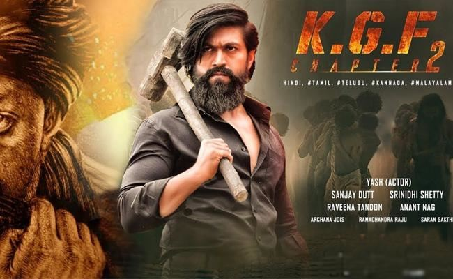 Kgf 2 Makers Expect Sky-high Price For Telugu Rights!