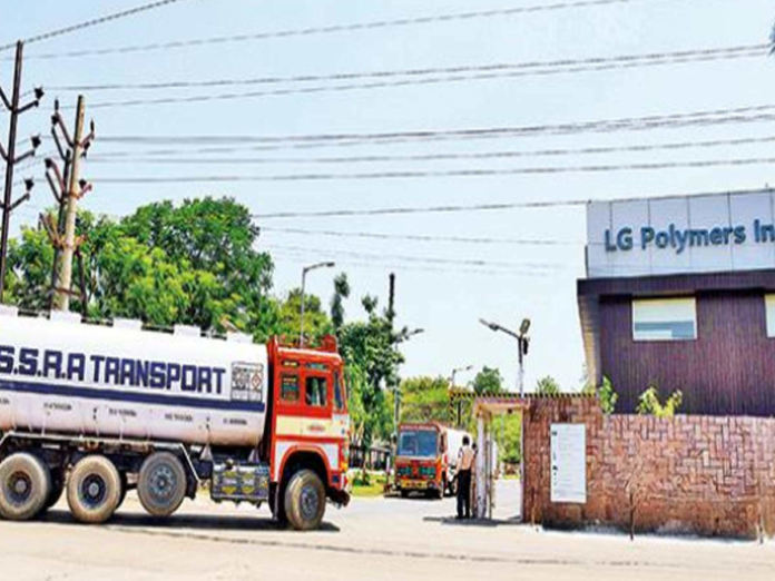 Vizag's Lg Polymers Is Sealed Following Hc Orders