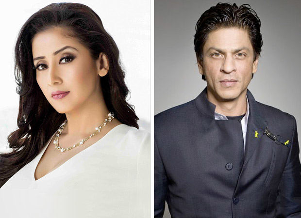 Manisha Koirala Gives An Adorable Response To Srk's Lockdown Lessons
