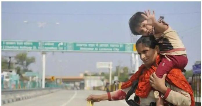 Mother's Day Special: Mom Who Walked 1000kms For Her Child