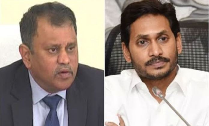 Jagan Trying His Best To 'stop' Nimmagadda, But In Vain
