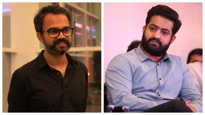 Kgf Director Back To Ntr Compound
