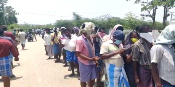 Huge Criticism Over Lockdown Implementation In Andhra Pradesh