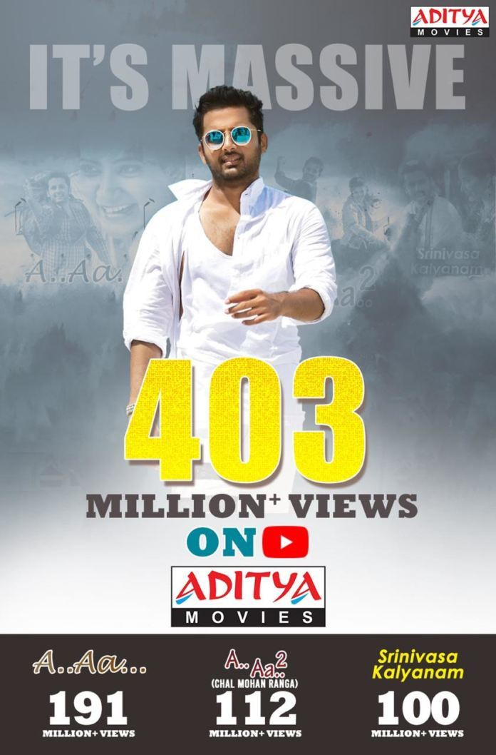 Nithiin Sets A Record In Hindi