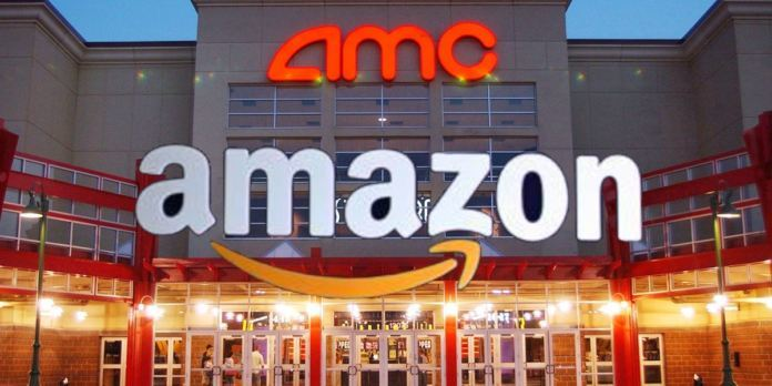 Amazon Eyeing To Take Over Acclaimed Amc Theater Chain?