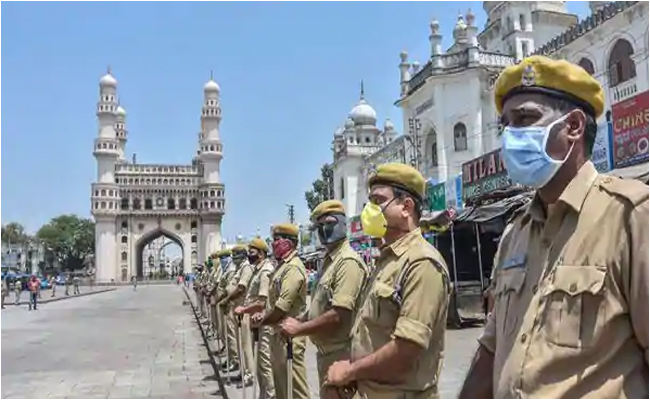 Tension And More Tension In Hyderabad Police!