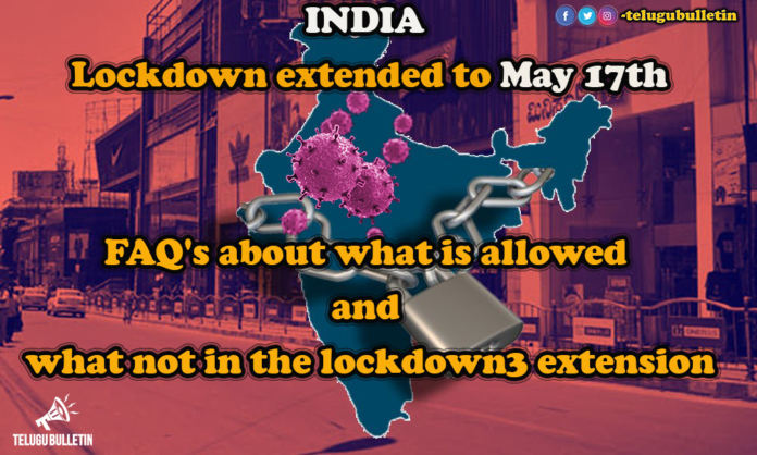 Faq's About What Is Allowed And What Not In The Lockdown3 Extension