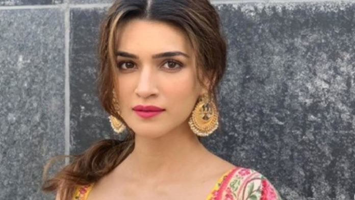 Kriti Sanon Shares An Awe-inspiring Video About Womanhood