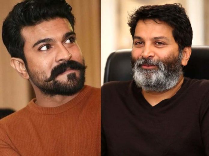 Trivikram To Put An End To Ram Charan's Long Wait?