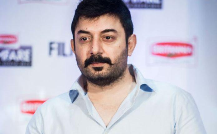 Aravind Swamy In Sarkaru Vari Paata?