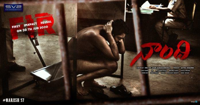 Allari Naresh's Naandhi Producer Takes A Huge Risk!