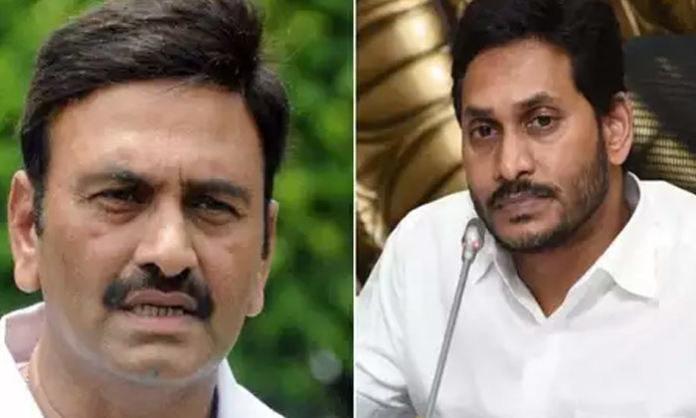 Raju Garu To Face Big Shock From Jagan And Co?