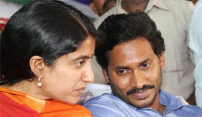 """ys Jagan And Ys Bharathi The Partners Of Saraswati Power"" Tdp Brings In Strong Proofs!"