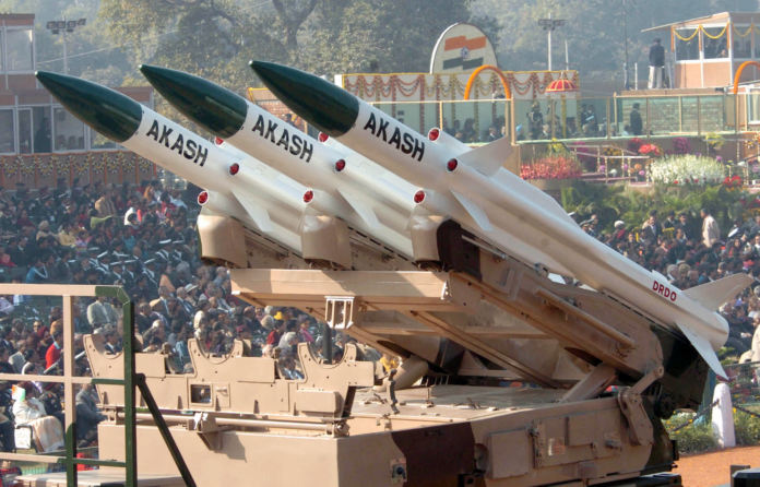 India Ready For Counter: Akash Missiles At Indo-china Border!