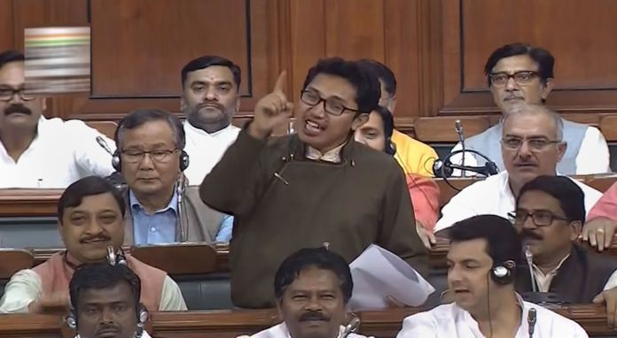 Ladakh Bjp Mp Hints On India's 'one Time Solution'