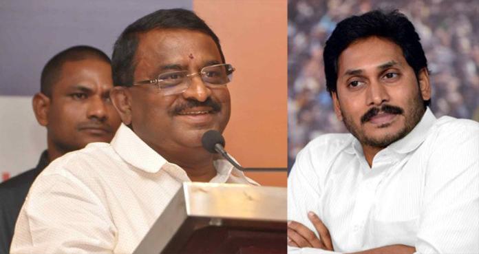 Pithani Satynarayana The Next Jail Target For Ys Jagan?