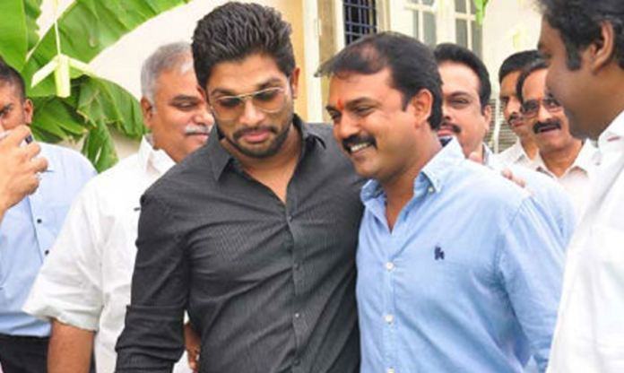 Allu Arjun – Koratala Siva Film Announcement Tomorrow?