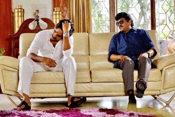 Rgv Announces First Look Poster Of 'power Star'
