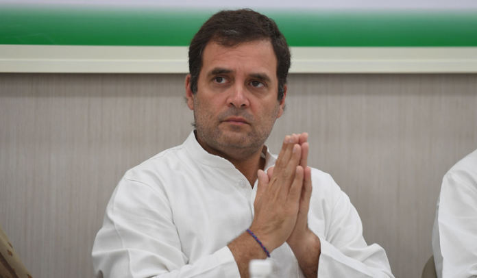 Rahul Gandhi Questions The Centre About India's Position In Covid-19 Fight
