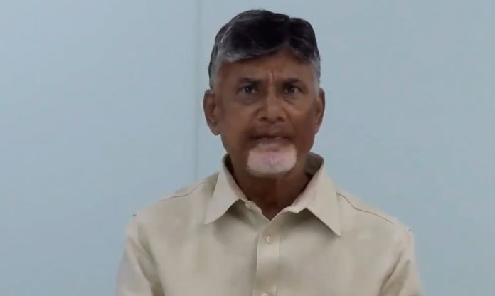Chandrababu: I Dare Jagan For Re-elections!