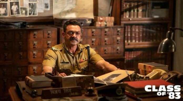 Movie Review: Class Of 83 – A Tiresome Action Thriller