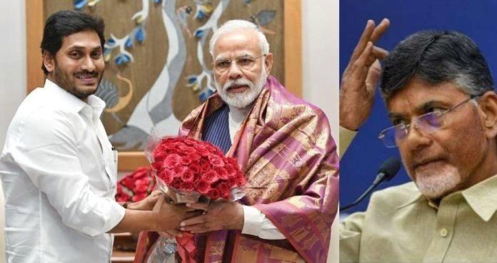 Modi For Jagan's Vizag Muhurth : Yet Another Big Set Back To Babu!