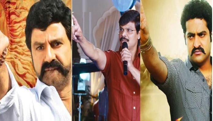 Boyapati Srinu In Talks With Jr Ntr For A Cameo Role In #bb3!