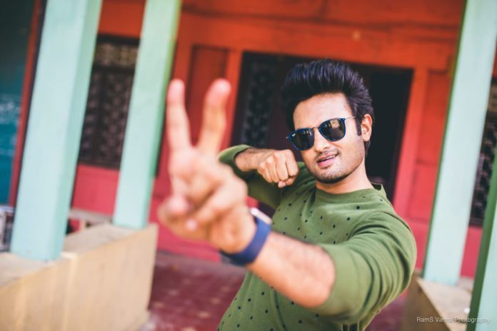 Sudheer Babu – A Senior Police Officer Helped Me In Carrying A Cop Role!