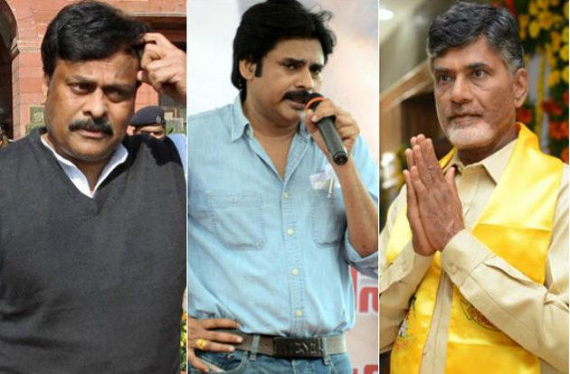 Then Chiranjeevi, Now Pawan Kalyan – Yellow Media's Foul Cry!