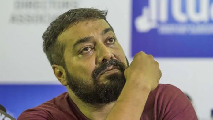 Anurag Kashyap To Appear Tomorrow For Summons Served By Mumbai Police