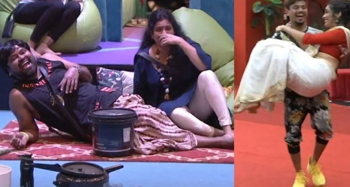 Bb4 Telugu: Serial Skit As A Task And Romance Between Housemates Looked Dramatic