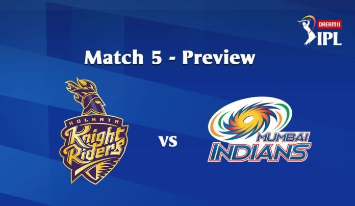 Kkr Vs Mi Preview: Crucial Game For Both The Teams