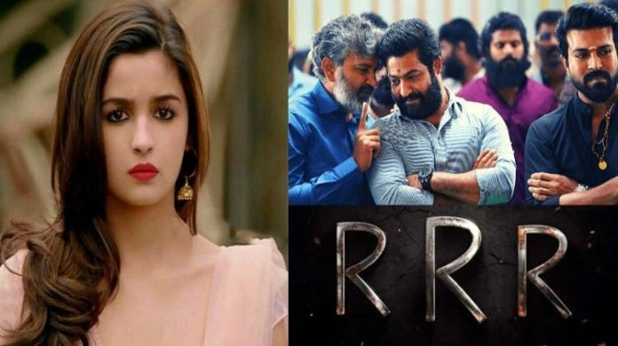 Alia Bhatt To Fly To Hyderabad For Rajamouli's Rrr