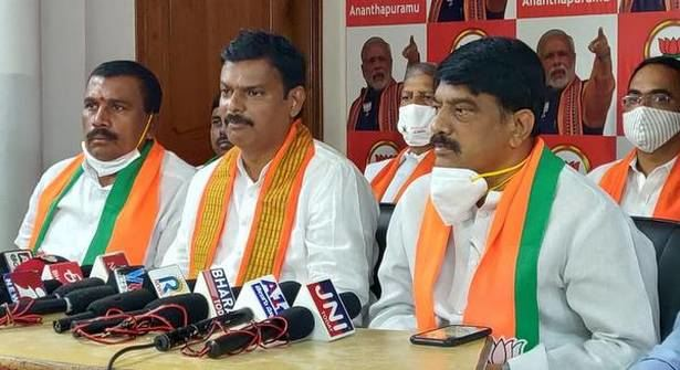 Bjp: We Don't Support Jagan's Letter To Cji