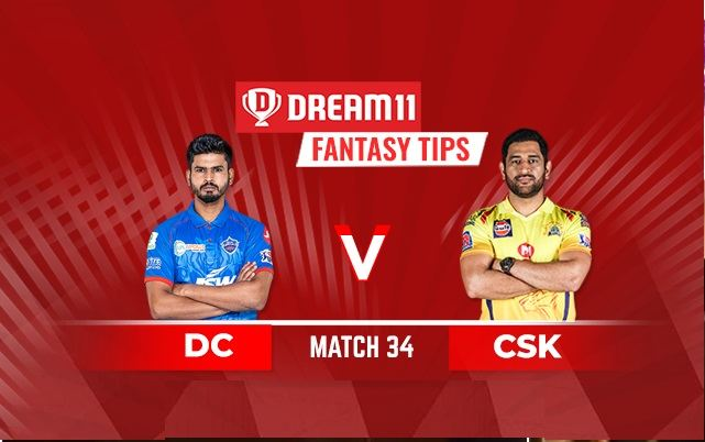 Csk Vs Dc Dream11 Fantasy Cricket Winning Tips, Probables And Team Prediction