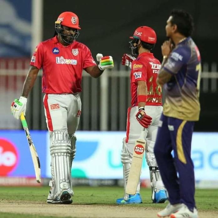 Kxip Vs Kkr Match Analysis: Punjab Registers Fifth Win In A Row