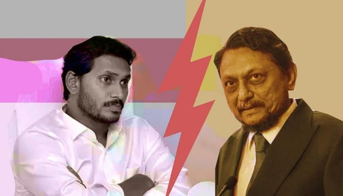 Letters Against Jagan Put In To Cji Bobde, Following Jagan's Letter To Cji