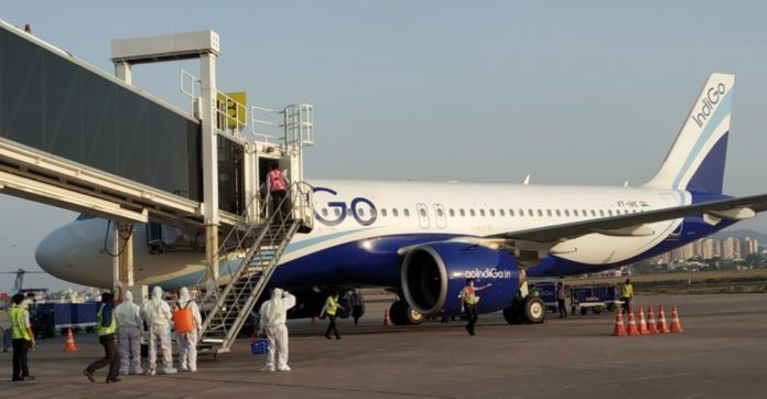 Pune Night Flight Services To Remain Inoperative For A Year