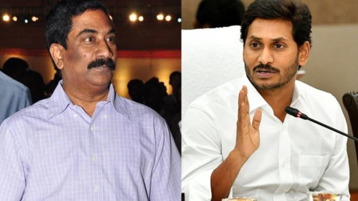 Rk: Jagan Suffering In The Hole He Dug Up For Himself